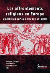 Les Affrontements religieux en Europe