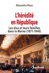 L'hérédité en République