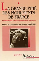 La grande pitié des monuments de France