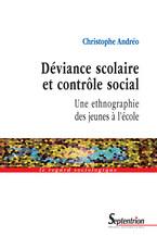Déviance scolaire et contrôle social