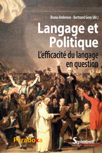 Langage et politique