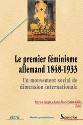 Le premier féminisme allemand (1848-1933)