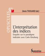 L'interprétation des indices