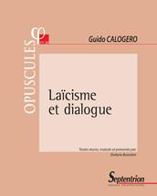 Laïcisme et dialogue