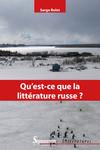 Qu'est-ce que la littérature russe?