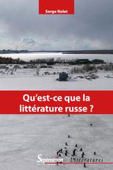 Qu'est-ce que la littérature russe ?