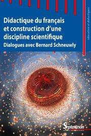 Un débat fondamental pour les didactiques: la construction de la notion de discipline scolaire