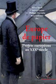 Arguments pro-européens d'hier et d'aujourd'hui dans La Paix en Europe par l'alliance anglo-française (1861)