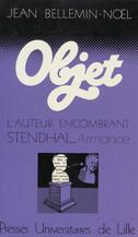 L'auteur encombrant : Stendhal-Armance