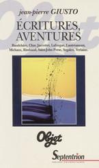 Écritures, aventures