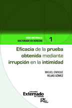 Eficacia de la prueba obtenida mediante irrupción en la intimidad