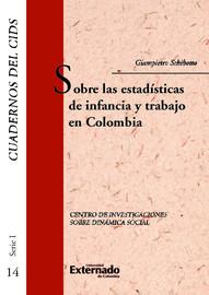 Sobre las estadísticas de infancia y trabajo en Colombia