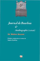 Journal de Bourbon & Autobiographie (extrait)