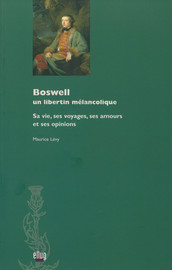 Boswell, un libertin mélancolique