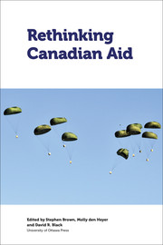"Chapter XIV. Canada and Development in Other Fragile States: Moving beyond the ""Afghanistan Model"""