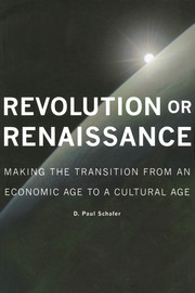 9. Flourishing of a Cultural Age