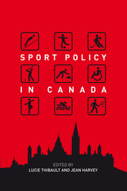 Chapter IV. Contemporary Policy Issues in High Performance Sport